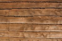 Weathered shiplap wall