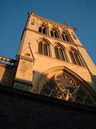 Cambridge tower