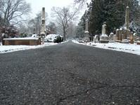 Cemetery Row