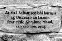 Gaelic words