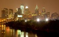 Philadelphia City Skyline 1