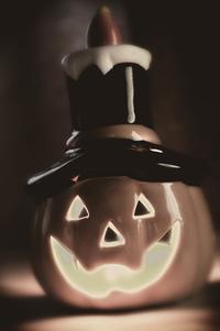 halloween candlestick