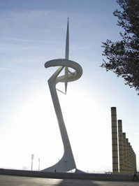 Calatrava's Antenna