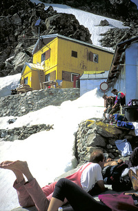 Mont-Blanc versant italien