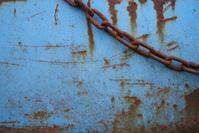 Blue rust 2