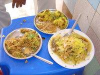 Mumbai Chaupati Bhel