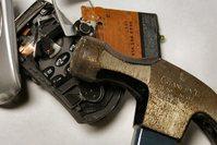 Hammered Phone