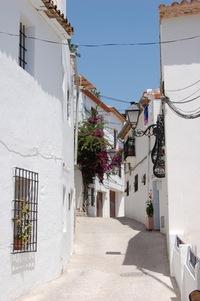 Altea streets 2