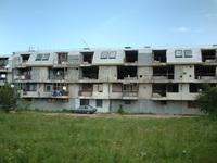 Block at Sarajevo
