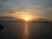 Sunrise shot