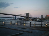 Brooklyn Bridge F/pier