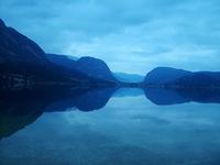 Reflection Bohinj Lake 2