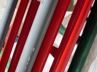 Colored Poles