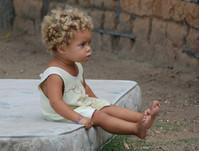 child in Brazil