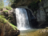 North Carolina Waterfall 1