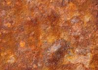 Rusty Iron plate