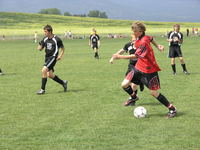 Soccer Teen