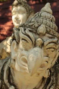 Bangkok Statue 5