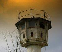 Former watchtower, Berlin, Potsdamer Platz