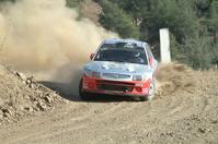 WRC 2003 Cyprus 9