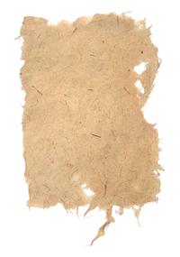 Ragged Paper Sheet - Better