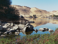 Sohail Island, Aswan, Egypt