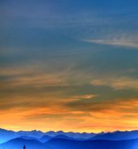 Hard Sunset I