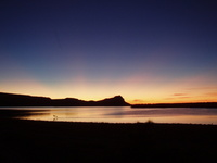 Flaming Elandsbay Sunset