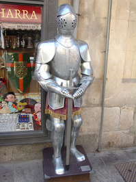 An Armor in Spain