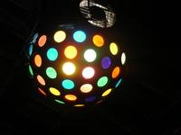light globe dance
