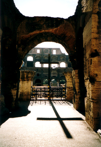 coliseum, rome (italy)