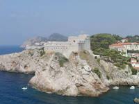 Lovrijenac, Dubrovnik City Wal