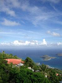 tropical paradise, St Thomas