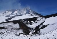on mount Etna