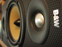 B&W Speaker 2