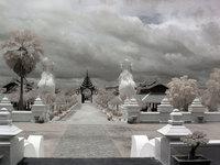 King Naresuan Movie Studio Infrared