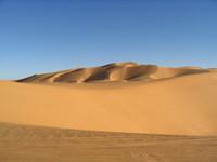 Sahara Sand Dune