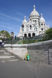 Paris - Sacre coeur