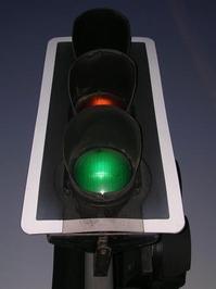 Traffic Light is Green