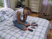 Phone Girl 1
