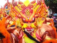Dominican Republic Carnival Costume 2