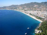 Turkey, Alanya, Coastlines