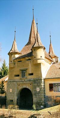 Ecaterins's Gate