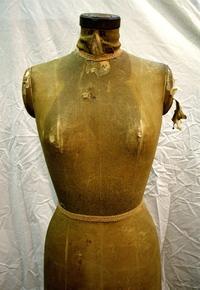Antique dress form 2