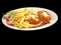 Fine Italian food gallery 1
