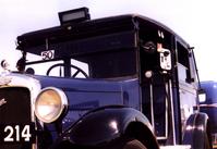 vintage austin taxi