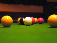 Pool Balls 5