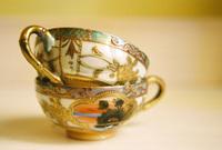 Pretty China Cups 3