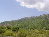 near the Etna on Sicily