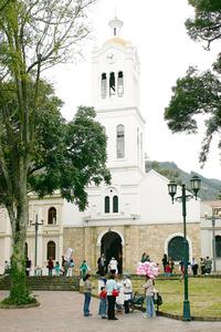 Usaquen Bogota Colombia